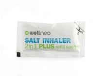2 az 1-ben Plus sóinhalátorhoz utántöltő csomag
