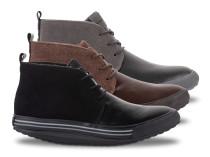 Walkmaxx Pure magasszárú férfi cipő 4.0