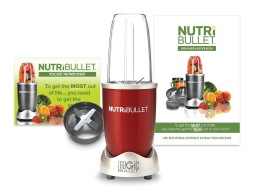 Delimano Nutribullet® Red turmixgép