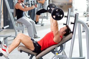 Erősítő edzés a tökéletes testért