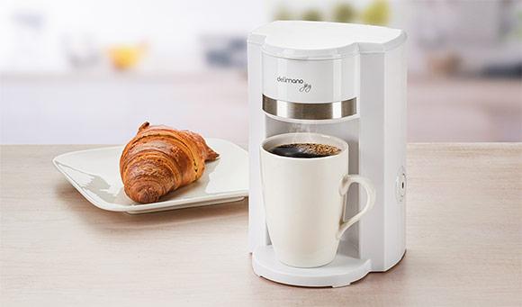 Delimano Joy Personal Coffee Maker