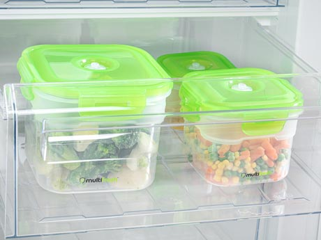 Delimano Multifresh Vacuum Storage Containers